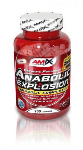 Amix Anabolic Explosion Complex 200 kapslí