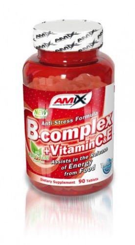 Amix B-Complex + Vitamin C&E 90 kapslí
