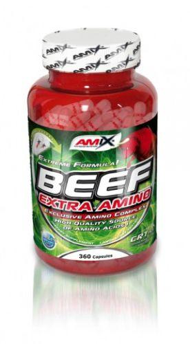 Amix Beef Extra Amino 198 kapslí
