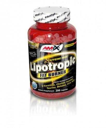 Amix Lipotropic Fat Burner 200 kapslí