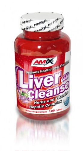 Amix Liver Cleanse 100 tablet