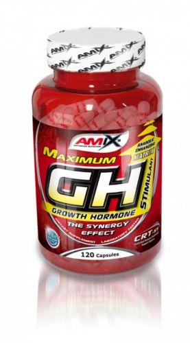 Amix Maximum GH Stimulant 120 kapslí