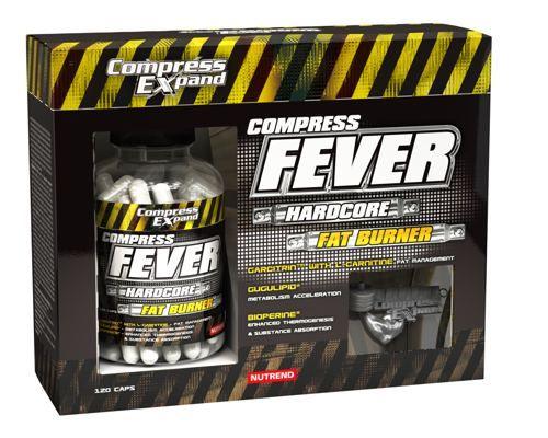 Nutrend COMPRESS Fever 120 tablet