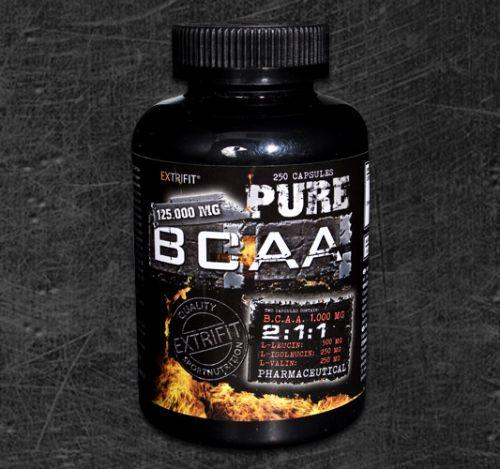 Extrifit BCAA Pure 240 kapslí