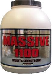 Mega Pro Nutrition Massive 1100 2720 g