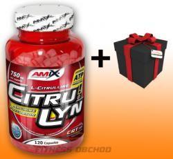 Amix CitruLyn 750 mg 120 kapslí