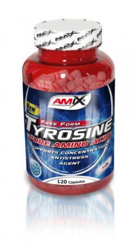 Amix Tyrosine 120 kapslí