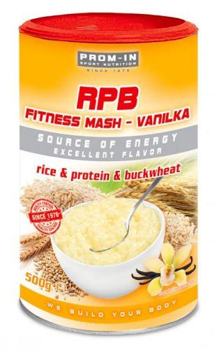 PROM-IN RPB Fitness Mash 500 g vanilka