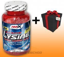 Amix - Lysine 600 mg 120 kapslí