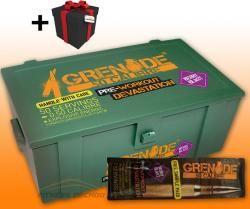 Grenade - .50 CALIBRE 580 g