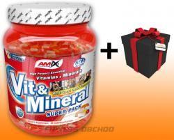 Amix Super Pack Vit & Minerals 30 dávek