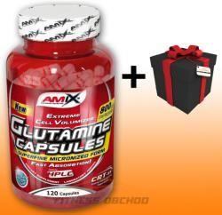 Amix L-Glutamine 800 mg 120 kapslí