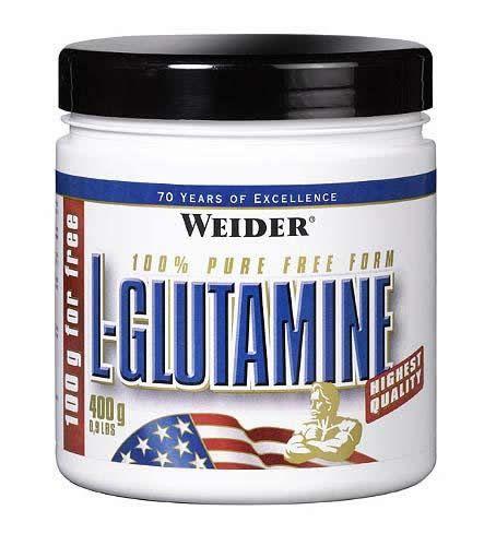 Weider L-Glutamine 400 g