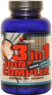 Mega Pro Nutrition 3 in 1 Joint Complex 120 tablet