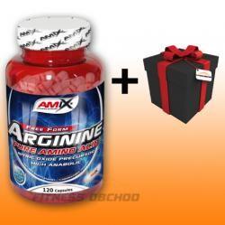 Amix - Arginine 120 kapslí
