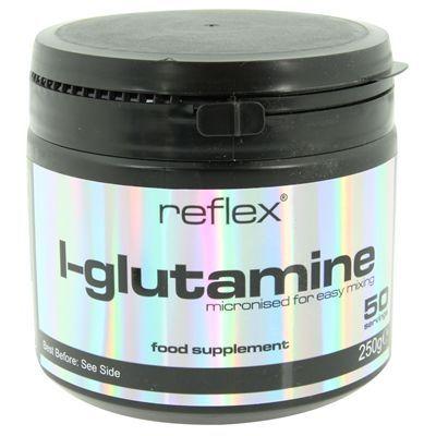 Reflex Nutrition L-glutamine 250 g