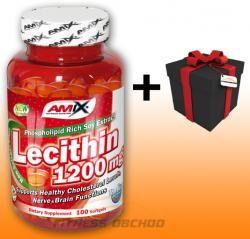 Amix - Lecithin 1200 mg 100 softgels