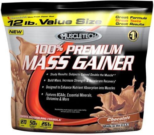 MuscleTech 100 % Premium Mass Gainer 5400 g