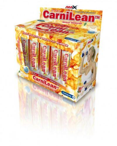 Amix Carnilean 10 ampulí 10 x 25 ml