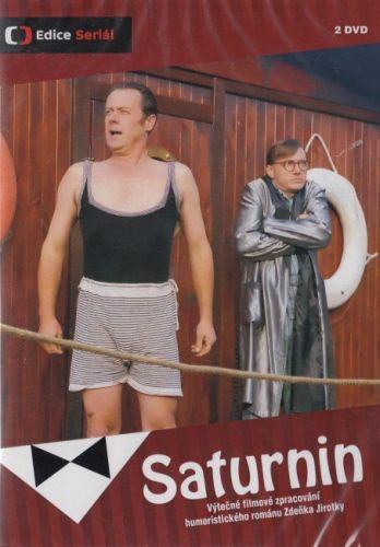 DVD Saturnin - 2 DVD