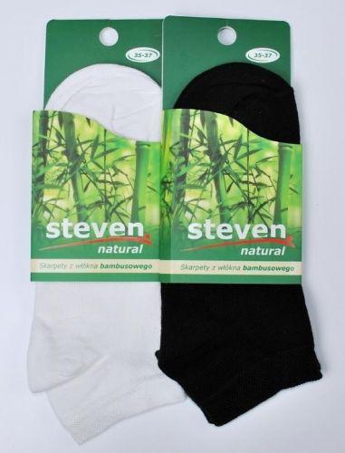 Steven Natural art.094 ponožky