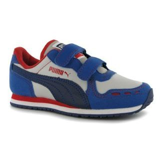 Puma Cabana Racer Childrens Trainers boty
