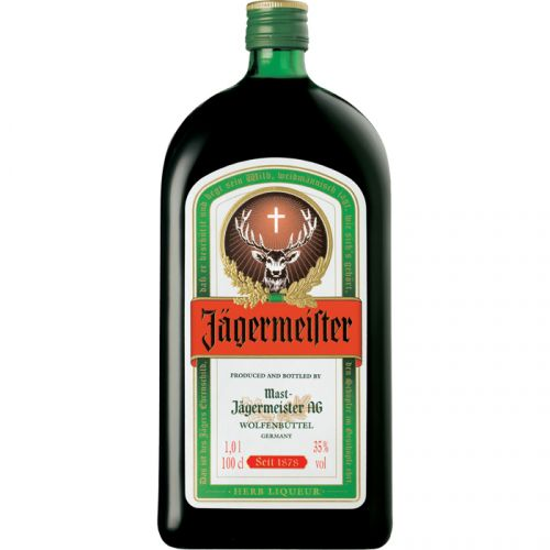 JAGERMEISTER 1 L