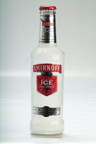 VODKA SMIRNOFF ICE 0,275 L cena od 49 Kč