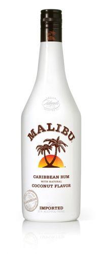 MALIBU CARIBBEAN RUM 1 L