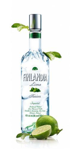 VODKA FINLANDIA LIME 1 L cena od 379 Kč