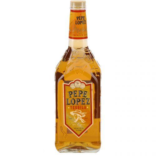 TEQUILA PEPE LOPEZ GOLD 1 L cena od 379 Kč