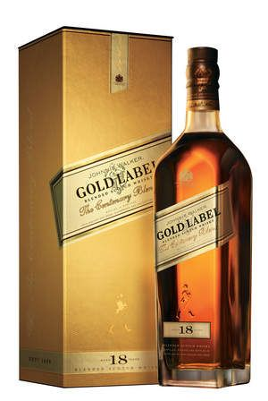 JOHNNIE WALKER GOLD RESERVE 0,7 l