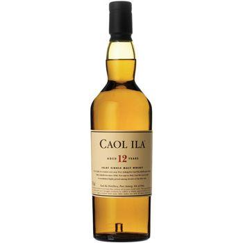 CAOL ILA MALT WHISKY 12 let 0,7 L