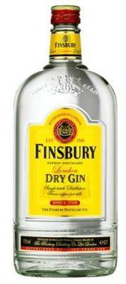 GIN FINSBURY LONDON DRY 0,7 L