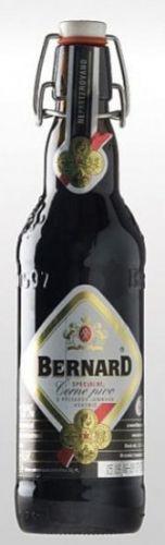 BERNARD Černý ležák 13° 0,5 L sklo