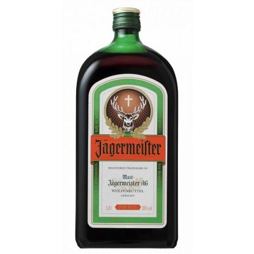 JAGERMEISTER 1,75 L cena od 940 Kč