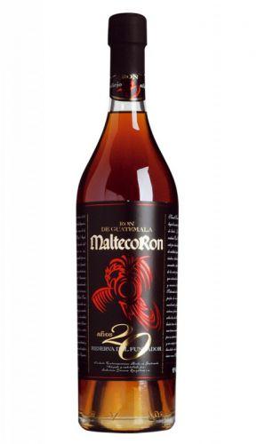 RUM MALTECO 20 let 0,7 L