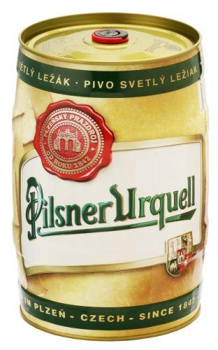 PILSNER URQUELL 12° 5 L sud