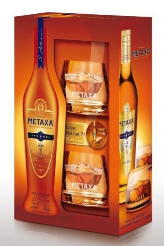 METAXA 7* 0,7 l cena od 455 Kč