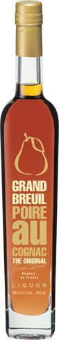 COGNAC POIRE GRAND BREUIL 0,5 L