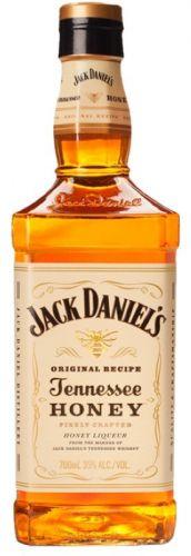 JACK DANIEL'S TENNESSEE HONEY 0,7 L