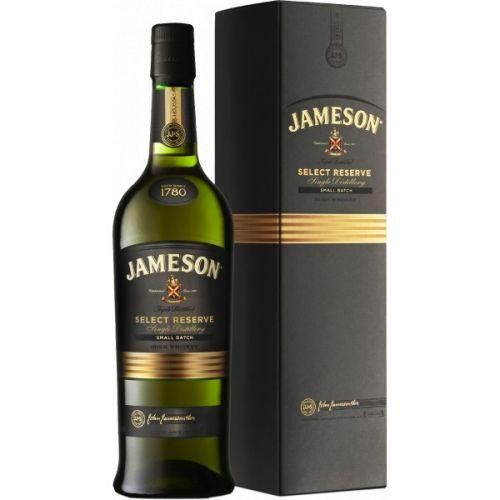 JAMESON SELECT RESERVE SINGLE DISTILLERY SMALL BATCH 0,7 L