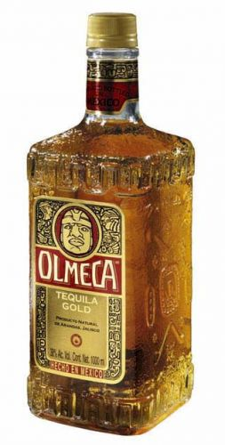 TEQUILA OLMECA GOLD 1 L
