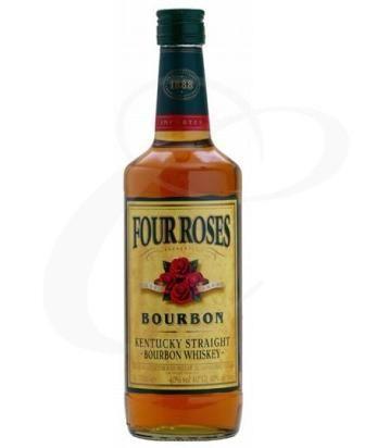 Four Roses 1 L cena od 599 Kč