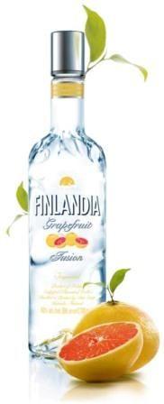 Finlandia Grapefruit 1 L cena od 379 Kč