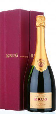 Moët Hennessy CHAMPAGNE KRUG GRANDE CUVÉE 0,75 l