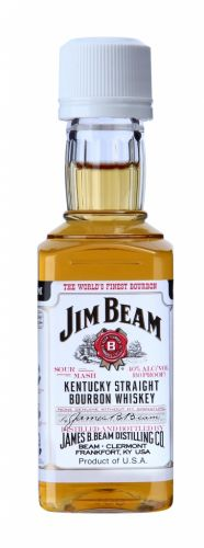 JIM BEAM MINI 0,05 L cena od 49 Kč