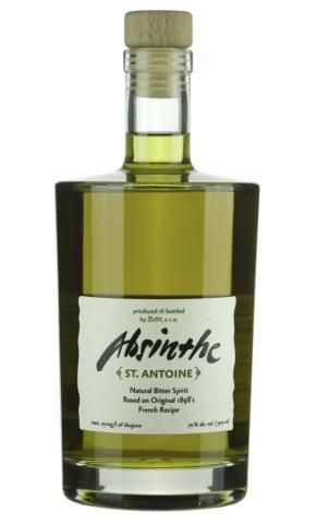 ABSINTHE ST.ANTOINE ŽUFÁNEK 0,5 L