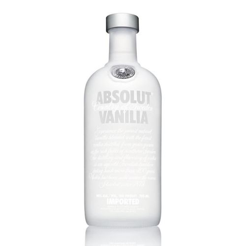 XXL obrazek VODKA ABSOLUT VANILIA 0,7 L