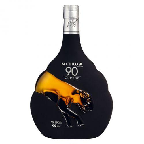 MEUKOW 90 PROOF 1 L cena od 1150 Kč